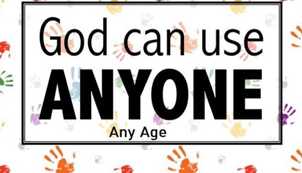 god can use anyone