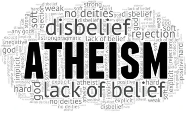 Atheist, God Is Warning You
