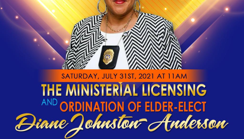 Ordination Flyer